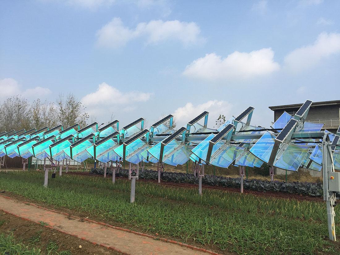 光伏農業分光式整體解決方案